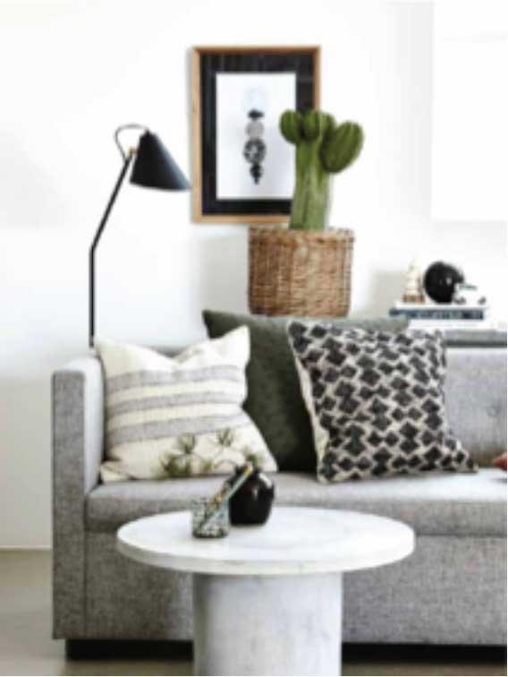 Best gezellig gevoel te creeren materialen texturen en for Huis gezellig maken