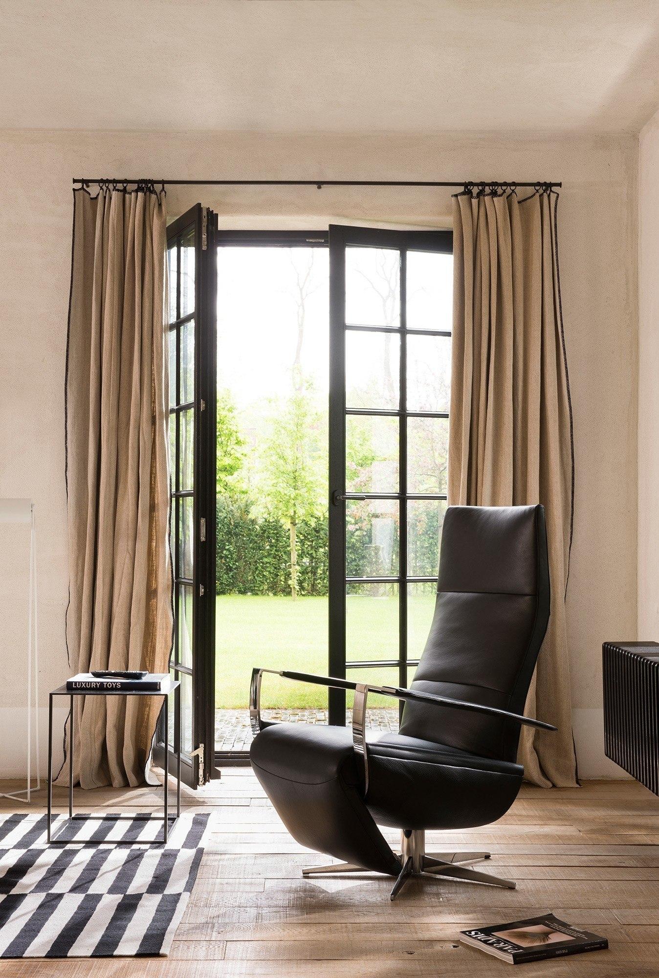 Jori Relax Fauteuil.Fauteuils Design Meubelen Interieur Plus