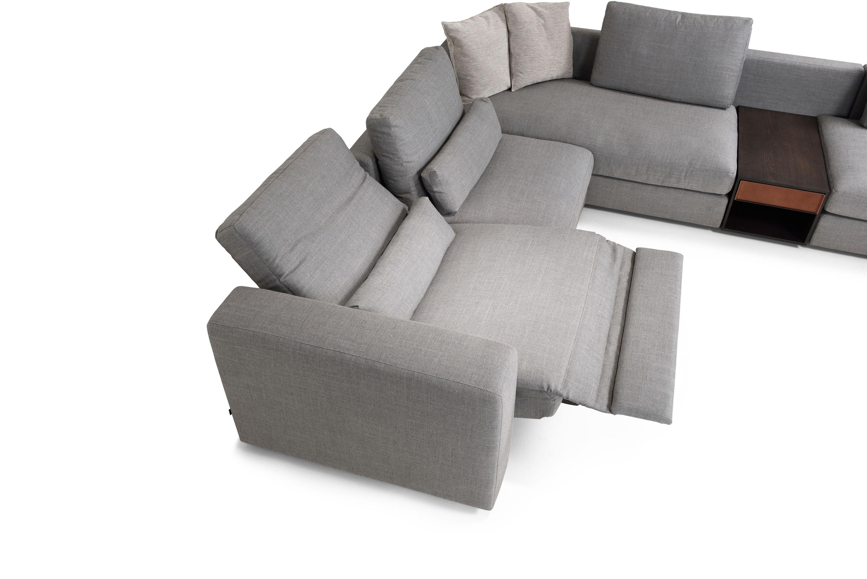 Zetel Met Relaxfunctie.Salons Design Meubelen Interieur Plus