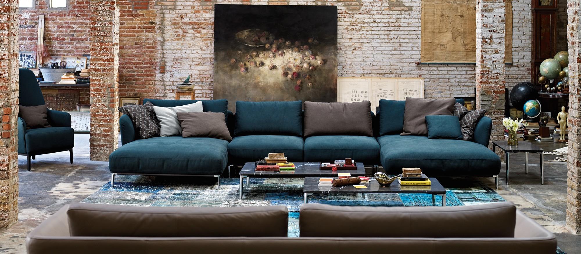 rolf benz design meubelen interieur plus. Black Bedroom Furniture Sets. Home Design Ideas
