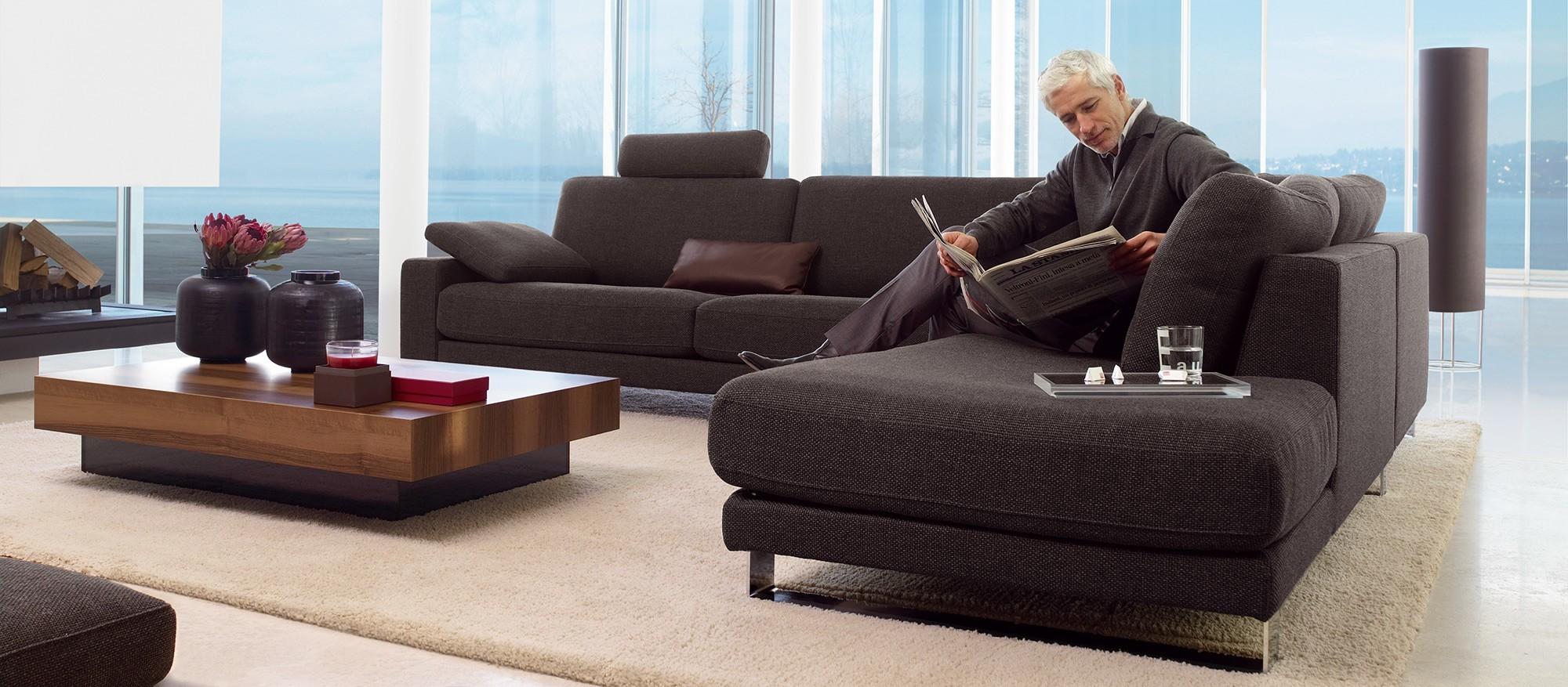 Rolf benz design meubelen interieur plus for Rolf benz ego