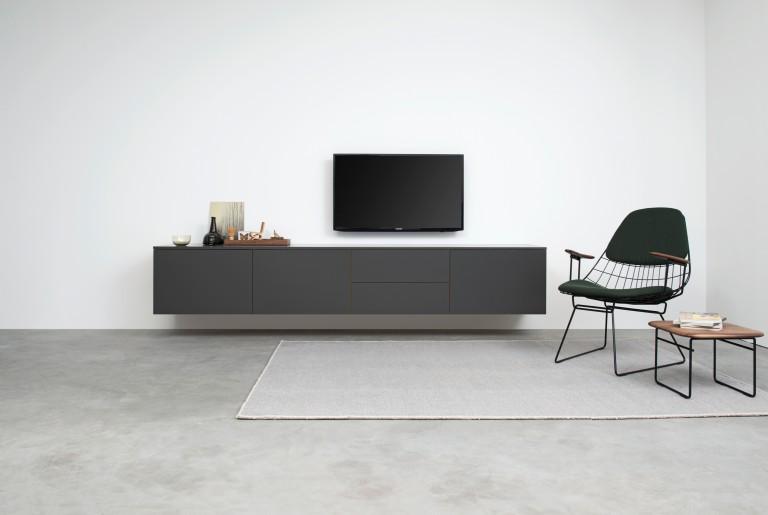 Tv meubelen design meubelen interieur plus for Modern tv meubel design