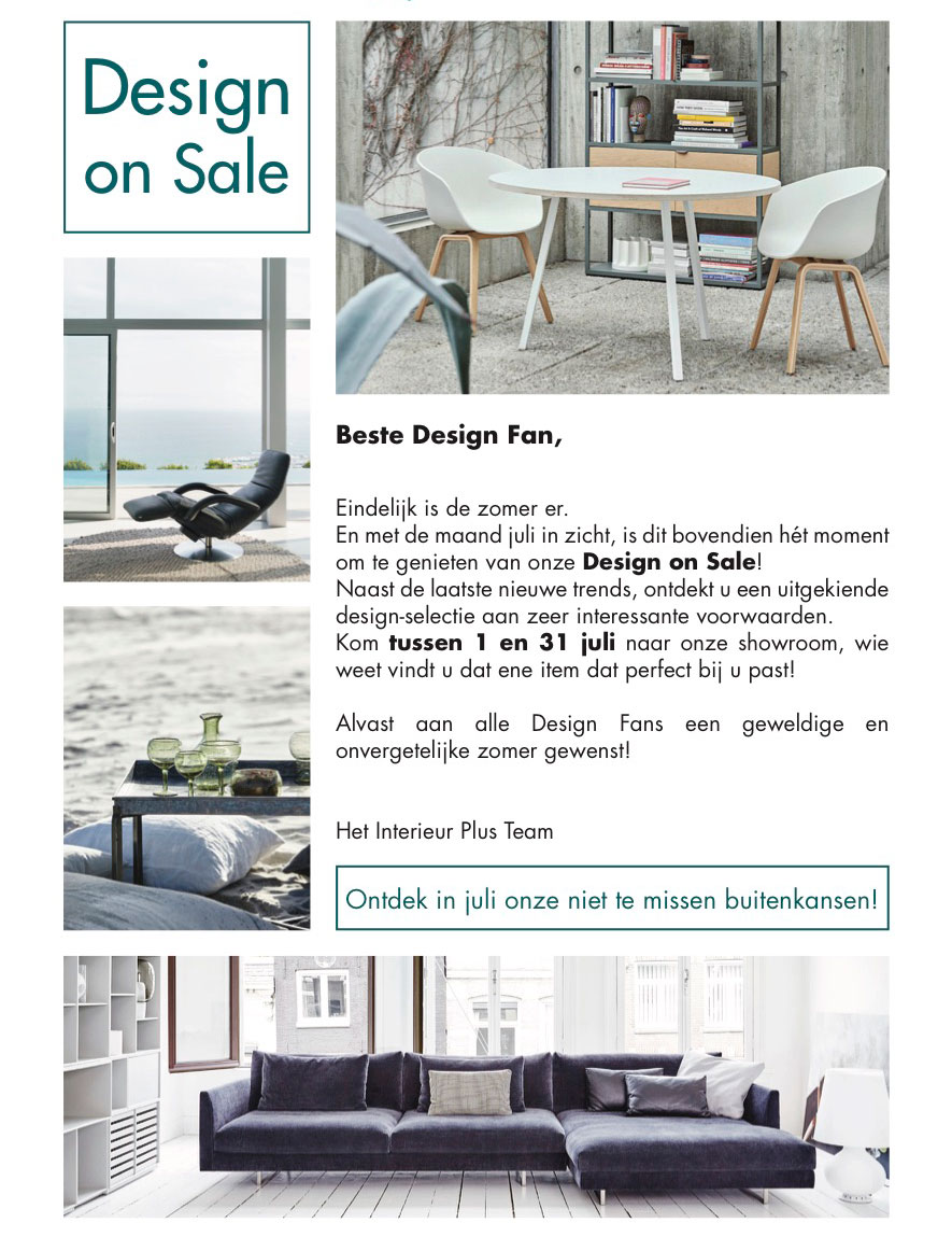 design on sale design meubelen interieur plus