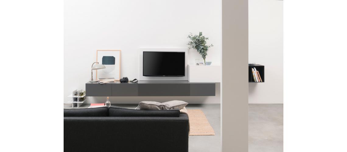 tv-meubel Vision Pastoe mediafront