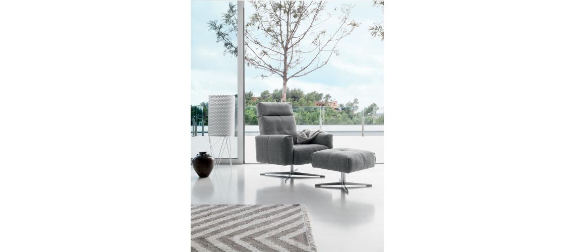 Fauteuil Rolf Benz RB 50