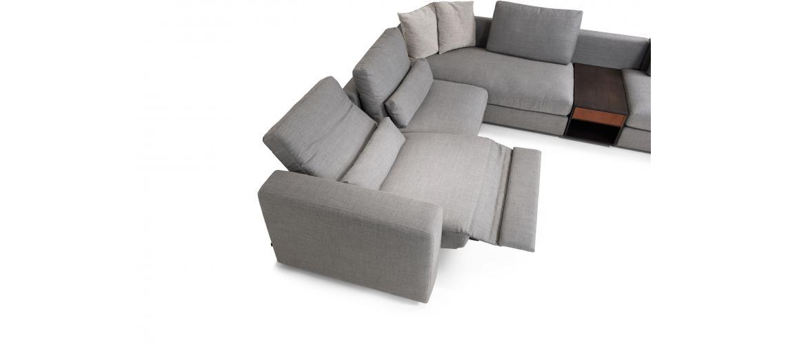 luv hoekopstelling zetel relax endera