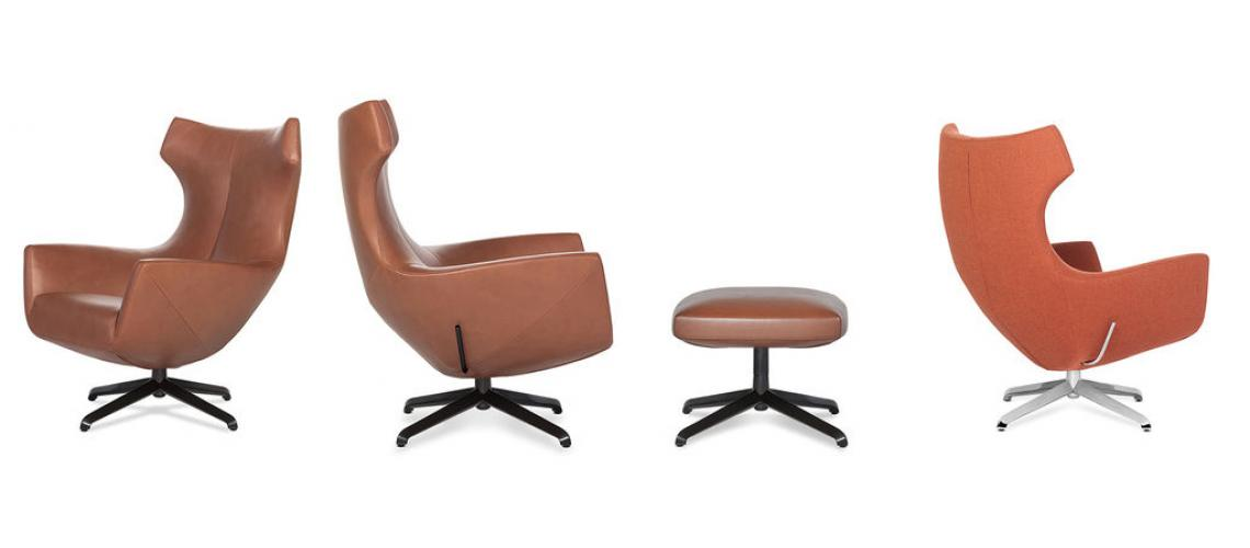 Nosto fauteuil - Design on stock
