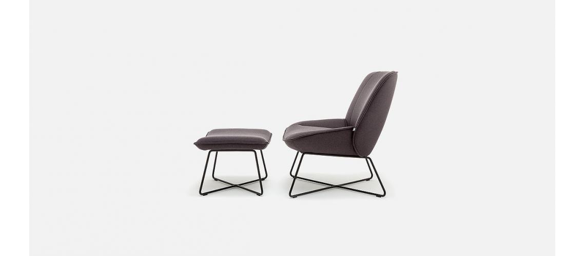 383 fauteuil - Rolf Benz