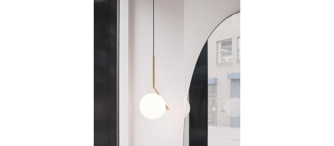 hanglamp IC flos