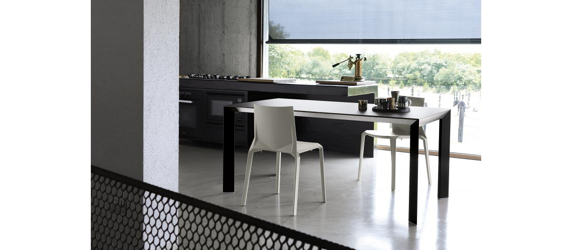 Nori tafel laminaat fenix soft touch